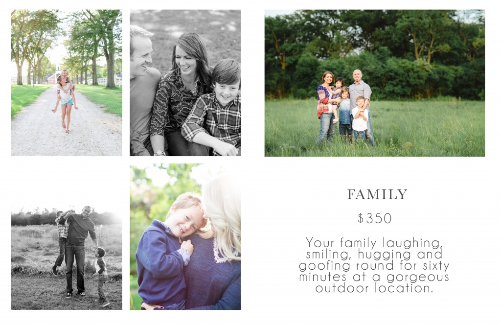 Look Book Family