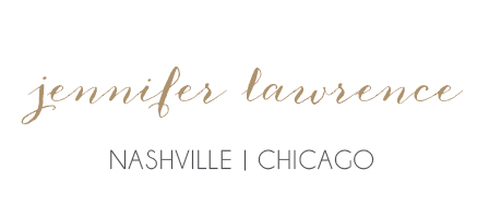 Jennifer Lawrence Photography Chicago logo